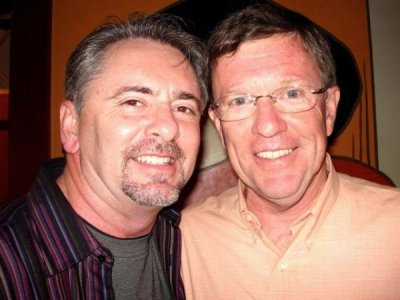 DJ with Dennis Rainey - Family Life Cruise 2008
