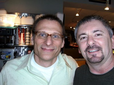 Eric Wyse and DJ in Nashville - 2009